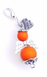 Geluksengeltje oranje