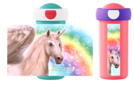 Mepal drinkbeker Unicorn Rainbow