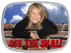 Broodtrommel Off The Wall!!