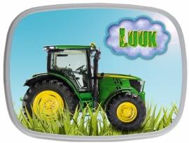 Mepal broodtrommel traktor Luuk