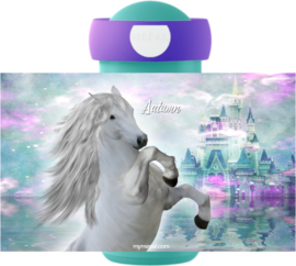 Drinkbeker White Horse Sprookje