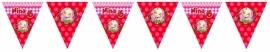 Kinderfeest vlaggenslinger Nina