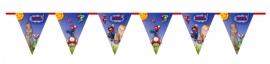 Kinderfeest vlaggenslinger Super Mario Bros