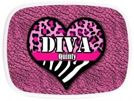 Broodtrommel Diva