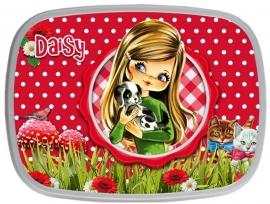 Broodtrommel Daisy