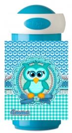 Drinkbeker Uiltje Blue