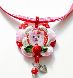 SPECIAL MADE ketting Chihuahua Diva