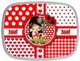 Broodtrommel Juul Hearts