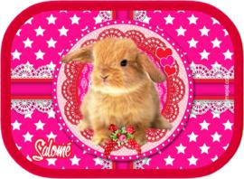 Broodtrommel Cute Bunny