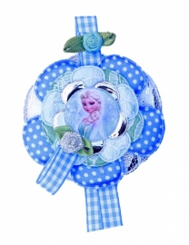 Tashanger of Broche Frozen Elsa
