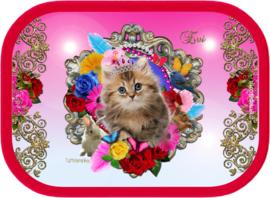 Broodtrommel Kitten Art
