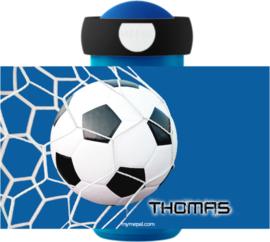 Mepal Drinkbeker Voetbal Goal! blauw