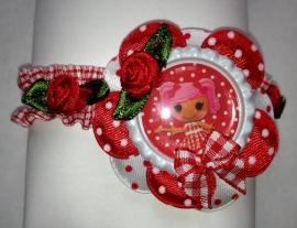 Elastisch armbandje Lalaloopsy Sweet