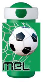 Mepal Drinkbeker Voetbal Goal! groen