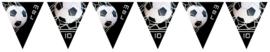 Kinderfeest vlaggenslinger Voetbal Goal!