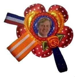 Koninklijke Broche Willem Alexander