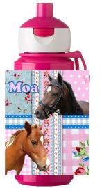 Drinkbeker paarden Moa