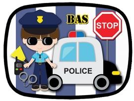 Broodtrommel Politie!
