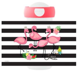 Mepal drinkbeker Flamingo ontwerp