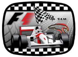 Broodtrommel Formule 1