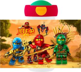 Mepal Drinkbeker Lego Ninjago (op verzoek)