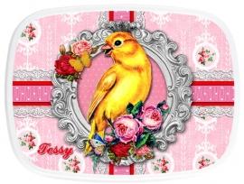 Broodtrommel Princes Bird