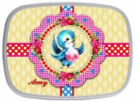 Broodtrommel Birdie