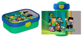 Set broodtrommel en drinkbeker Minecraft
