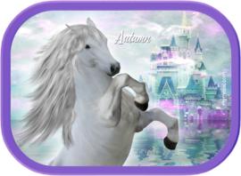 Broodtrommel White Horse Sprookje
