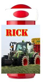 Drinkbeker traktor Rick