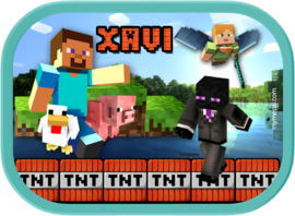 Broodtrommel Minecraft TNT