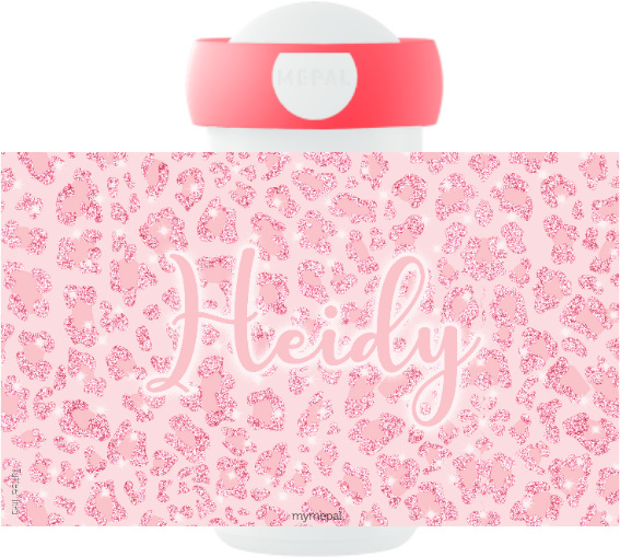 Mepal Drinkbeker Pink Panter Glitter