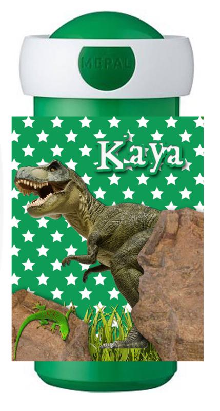 ongelooflijke prijzen goedkeuring prijzen winkel bestsellers Mepal Drinkbeker Dino groen (Ontwerp beker klein of XL?: XL ...