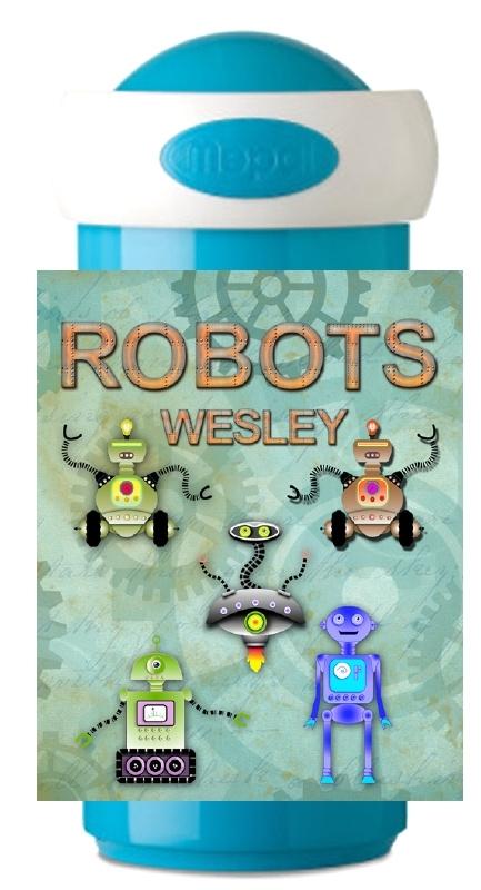 Mepal Drinkbeker Robots