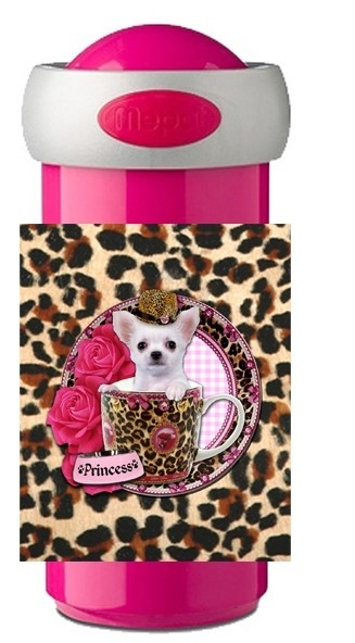 Drinkbeker Chihuahua in Teacup