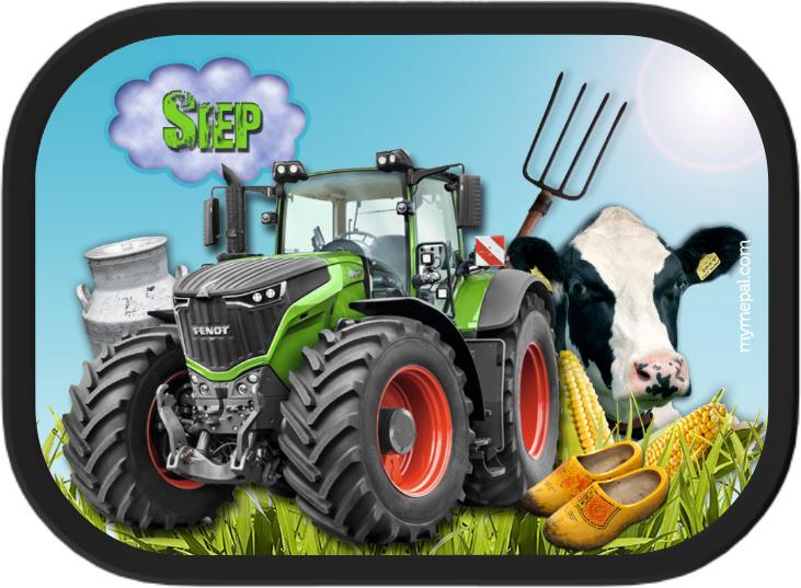 Mepal broodtrommel traktor enzo Sven