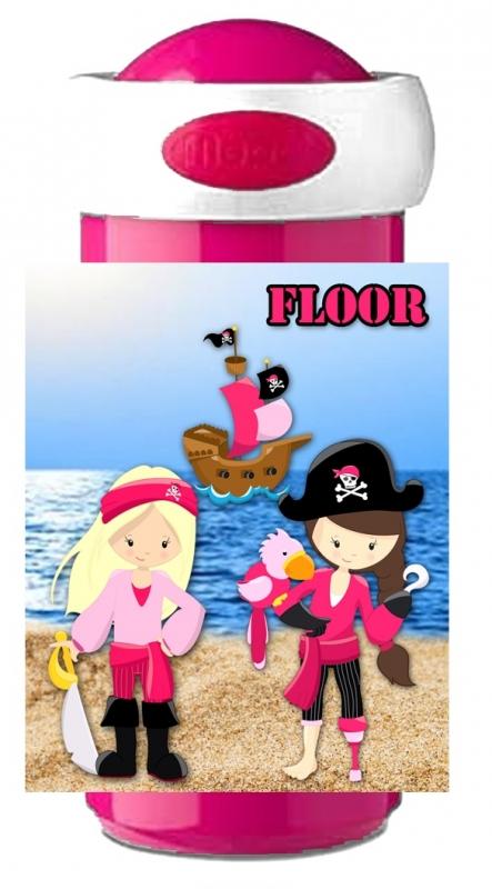 Drinkbeker Pirate Girls