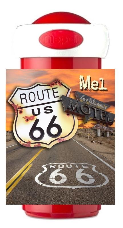 Mepal Drinkbeker Route 66