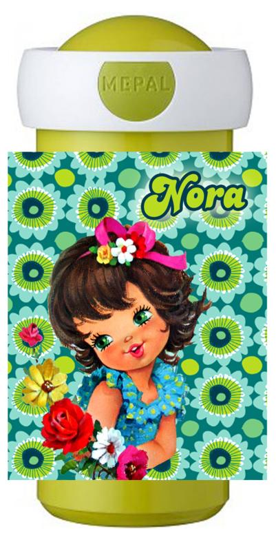 Drinkbeker Nora Retro
