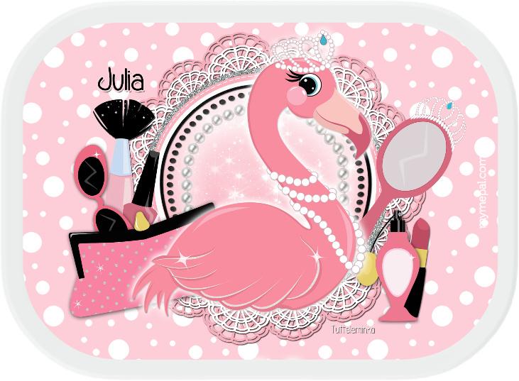 Mepal broodtrommel Flamingo Diva