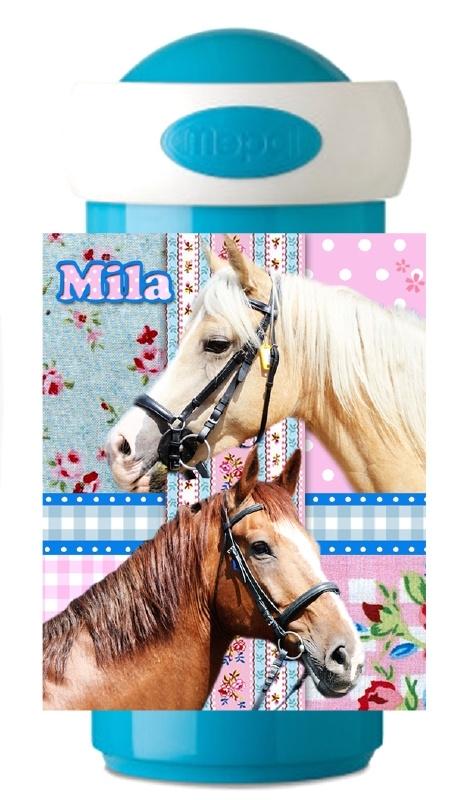 Drinkbeker paard Mila