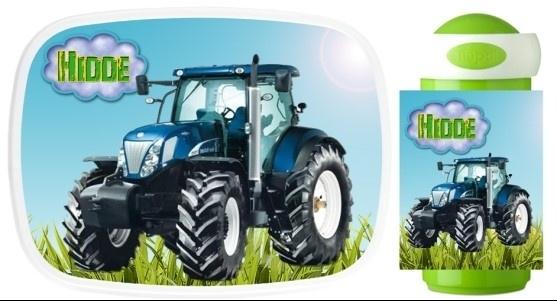 Mepal broodtrommel Traktor Hidde