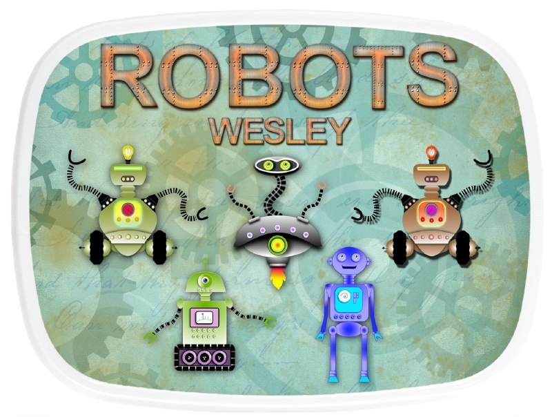 Broodtrommel Robots