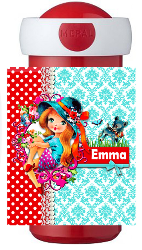 Drinkbeker Emma Retro