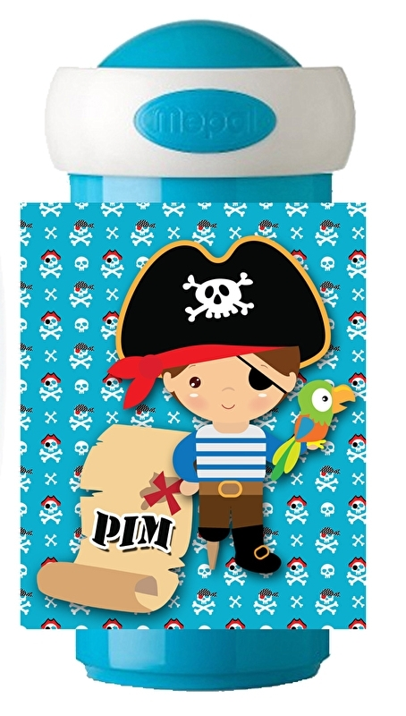 Mepal Drinkbeker �Piraat schatkaart