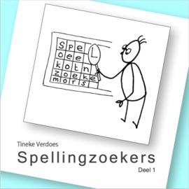 Spellingzoekers - deel 1