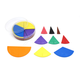 RE-Plastic® Breukencirkels (71 delig)