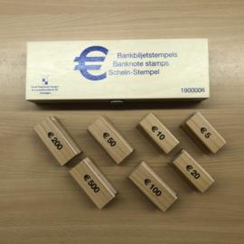 Bankbiljetstempels (gebruikt)