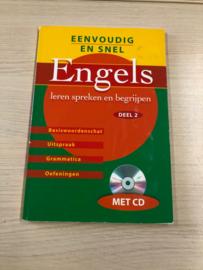 Boek: Eenvoudig en snel Engels, deel 2 (gebruikt)