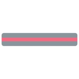 Ashley Leesliniaal met gekleurde leeswijzer, smal